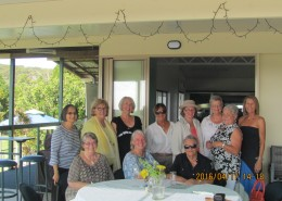 Ladies Lunch - Golf Club 170416
