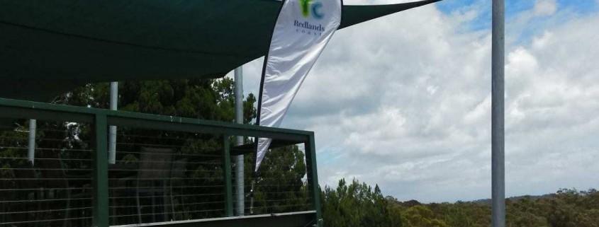 Council banner